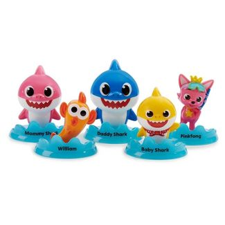 Pinkfong Baby Shark Figure Pack