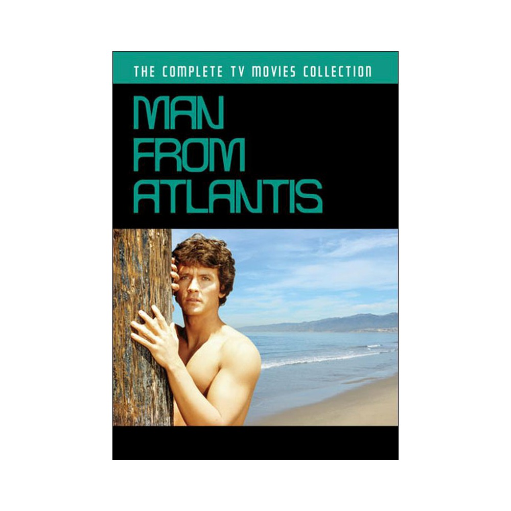 Man From Atlantis:Comp Tv Movies Coll (Dvd)
