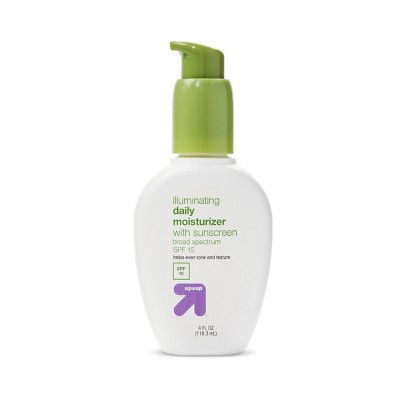 Radiant Skin Lotion with SPF 15 - 4oz - up & up™