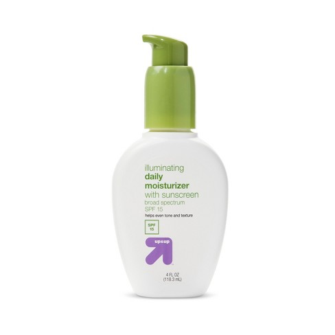 Radiant Skin Lotion with SPF 15 - 4oz - Up&Up™ (Compare to Aveeno Positively Radiant) - image 1 of 1