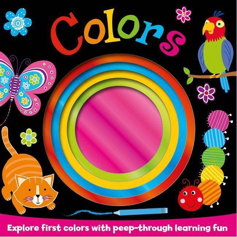 Colors - (Foiled Board Books) by  Igloobooks (Hardcover) - image 1 of 1