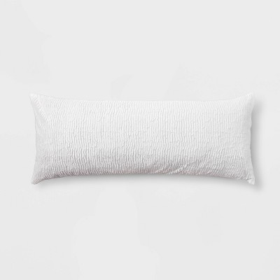 Cut Plush Body Pillow Cover - Room Essentials™