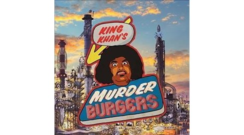 King Khan - Murder Burgers (Vinyl) - image 1 of 1