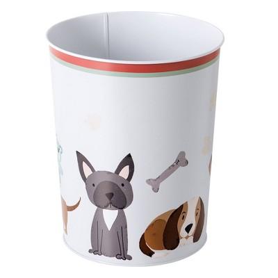 Puppy Love Wastebasket - Allure Home Creations