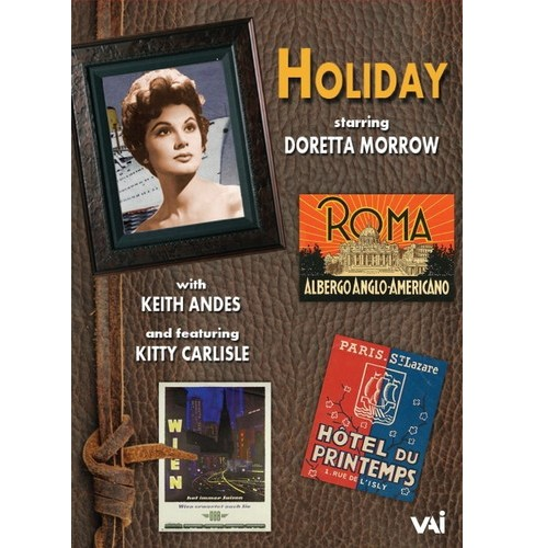 Holiday (DVD) - image 1 of 1
