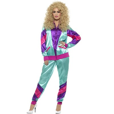 Smiffy 80s Female Shell Suit Adult Costume