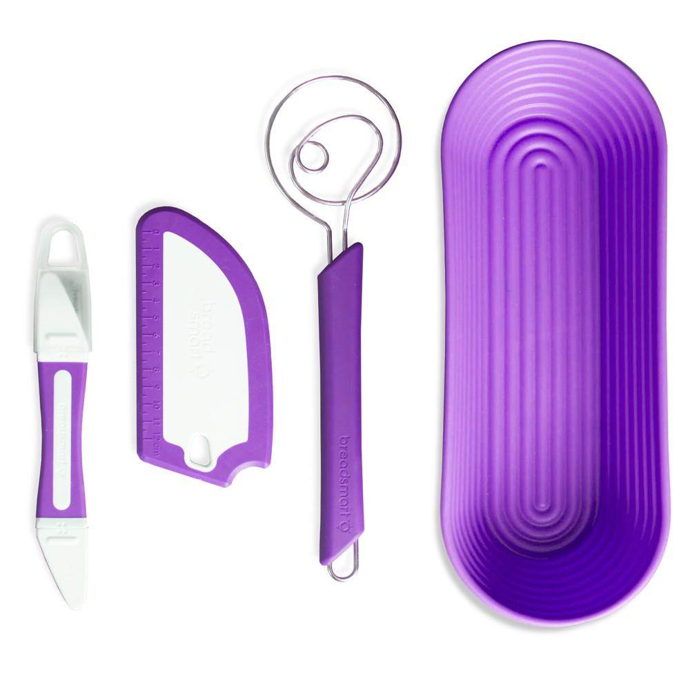 Image of Breadsmart Bread Making Kit Purple