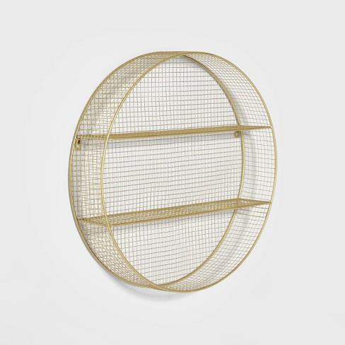 Circle Shelf - Pillowfort™ - image 1 of 4