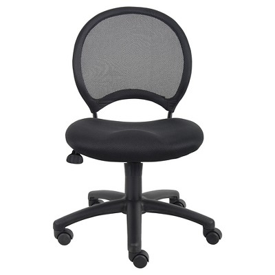 Mesh Chair Black - Boss Office Products : Target