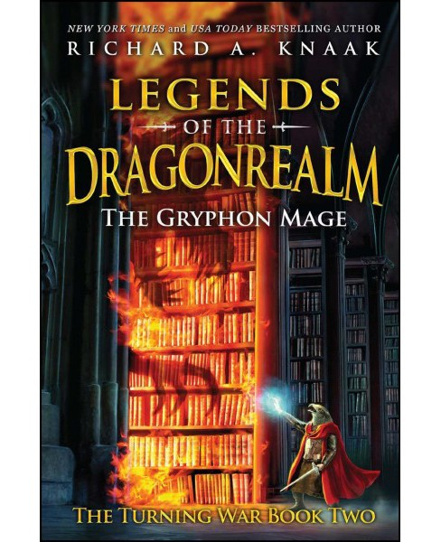 Gryphon Mage (Paperback) (Richard A. Knaak) - image 1 of 1