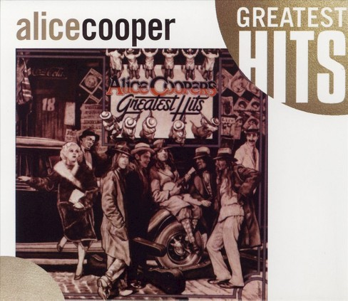 Alice cooper - Alice cooper's greatest hits (CD) - image 1 of 1