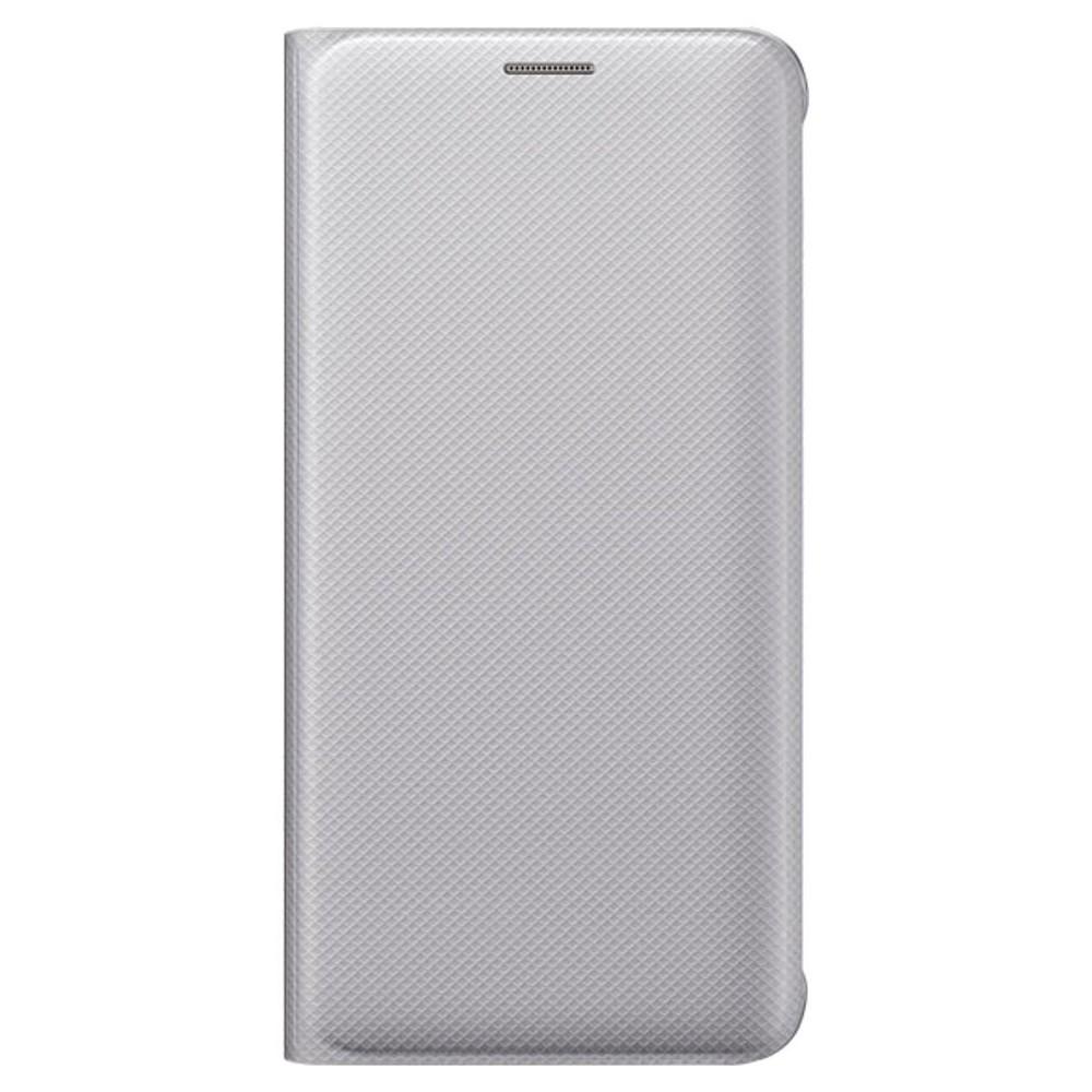 Samsung Galaxy S6 edge+ Case Wallet Cover - Silver (60-3522-05-XP), Light Silver