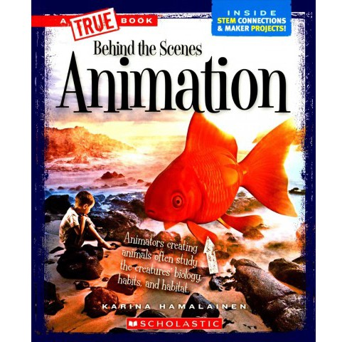 Animation (Paperback) (Karina Hamalaine) - image 1 of 1