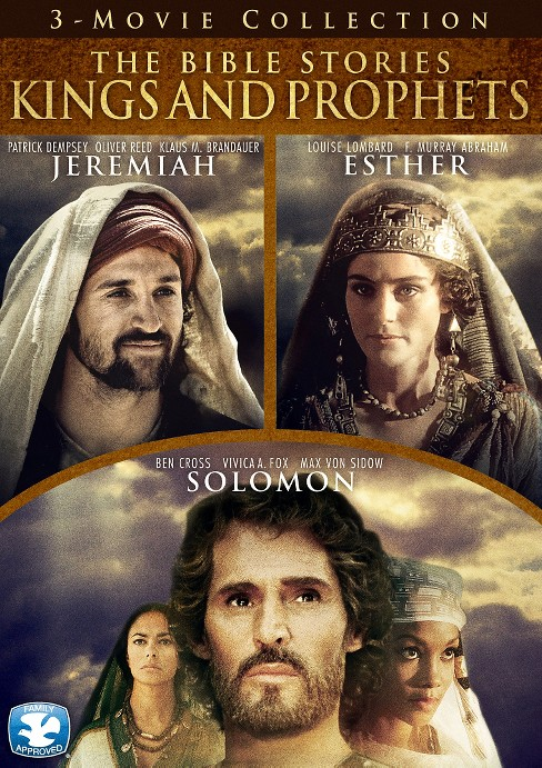 Bible Stories:Kings And Prophets (DVD) - image 1 of 1