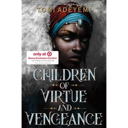 Children of Virtue and Vengeance - Target Exclusive Edition by Tomi Adeyemi (Hardcover)