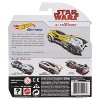 Hot Wheels Star Wars: The Last Jedi - Naboo N-1 Starfighter Carship Vehicle - image 2 of 2