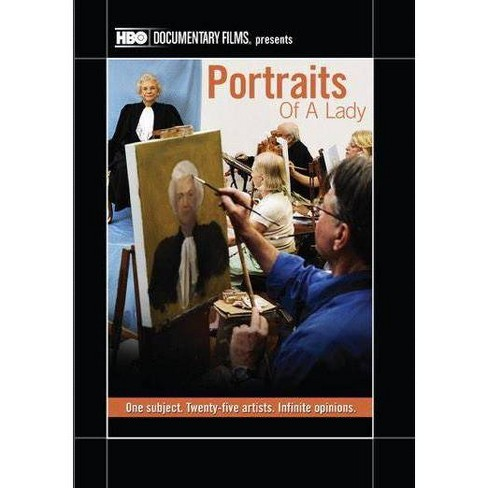 Portraits of a Lady (DVD) - image 1 of 1