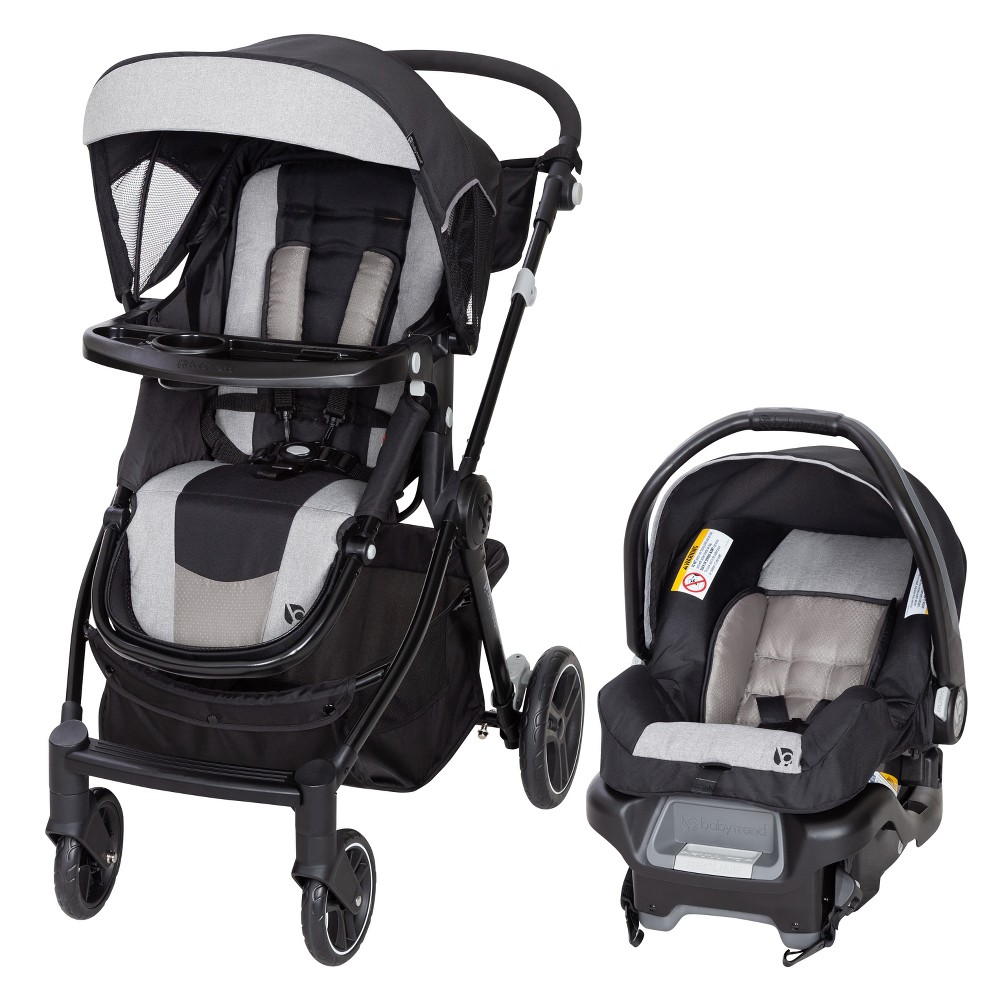 Image of Baby Trend City Clicker Pro Snap Gear Travel System - Manhattan