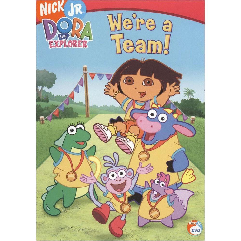Dora the Explorer: We're a Team! (dvd_video)