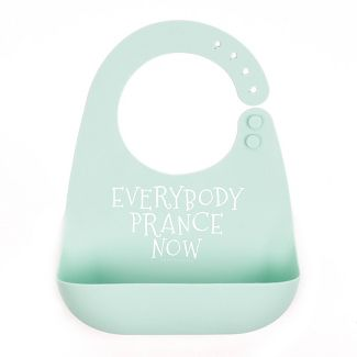 Tunno Tots Silicone Bib - Everybody Prance Now