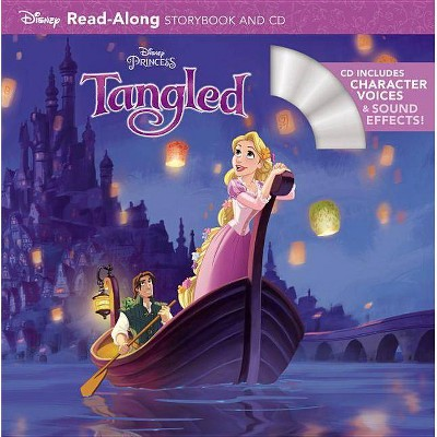 Tangled Read Along and CD (Hardcover)