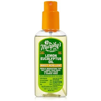Murphy's Lemon Eucalyptus Bug Spray - 4 fl oz