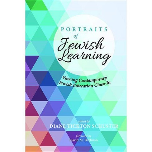 Portraits of Jewish Learning - (Paperback) - image 1 of 1