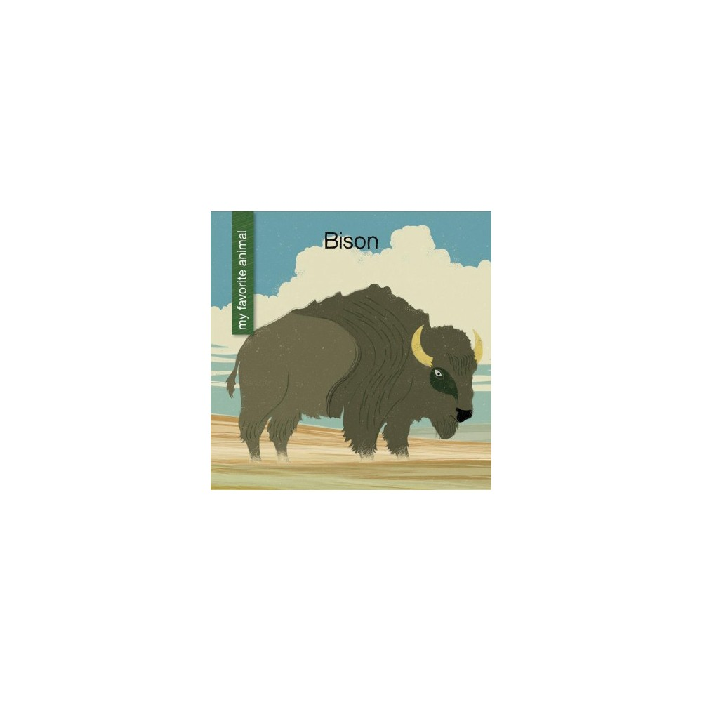 Bison (Paperback) (Virginia Loh-Hagan)