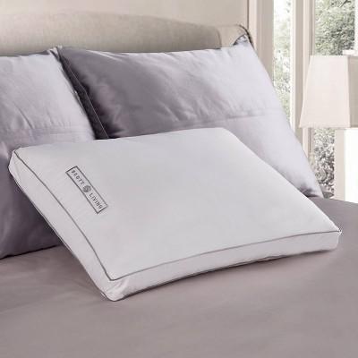 Gusseted Firm Down Fiber Bed Pillow - Scott Living