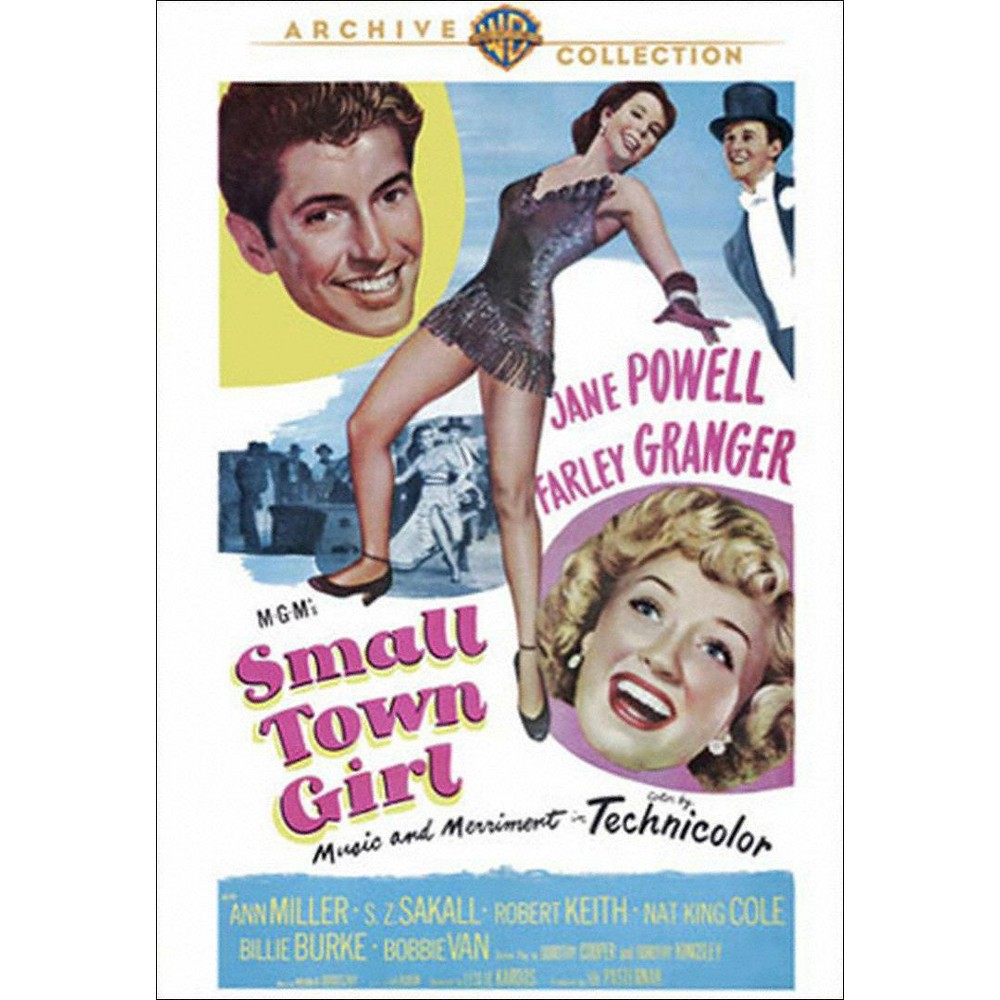 Small Town Girl (Dvd), Movies