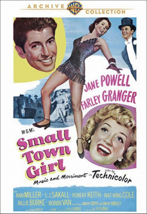 Small town girl (DVD) - image 1 of 1