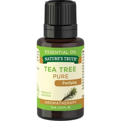 Nature's Truth Tea Tree Aromatherapy Essential Oil - 0.51 fl oz - image 1 of 4