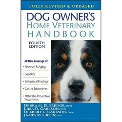 Dog Owner's Home Veterinary Handbook - 4 Edition (Hardcover)