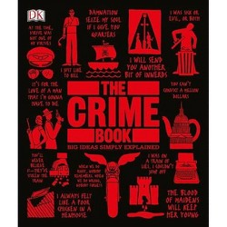 The Crime Book - Big Ideas (Hardcover)