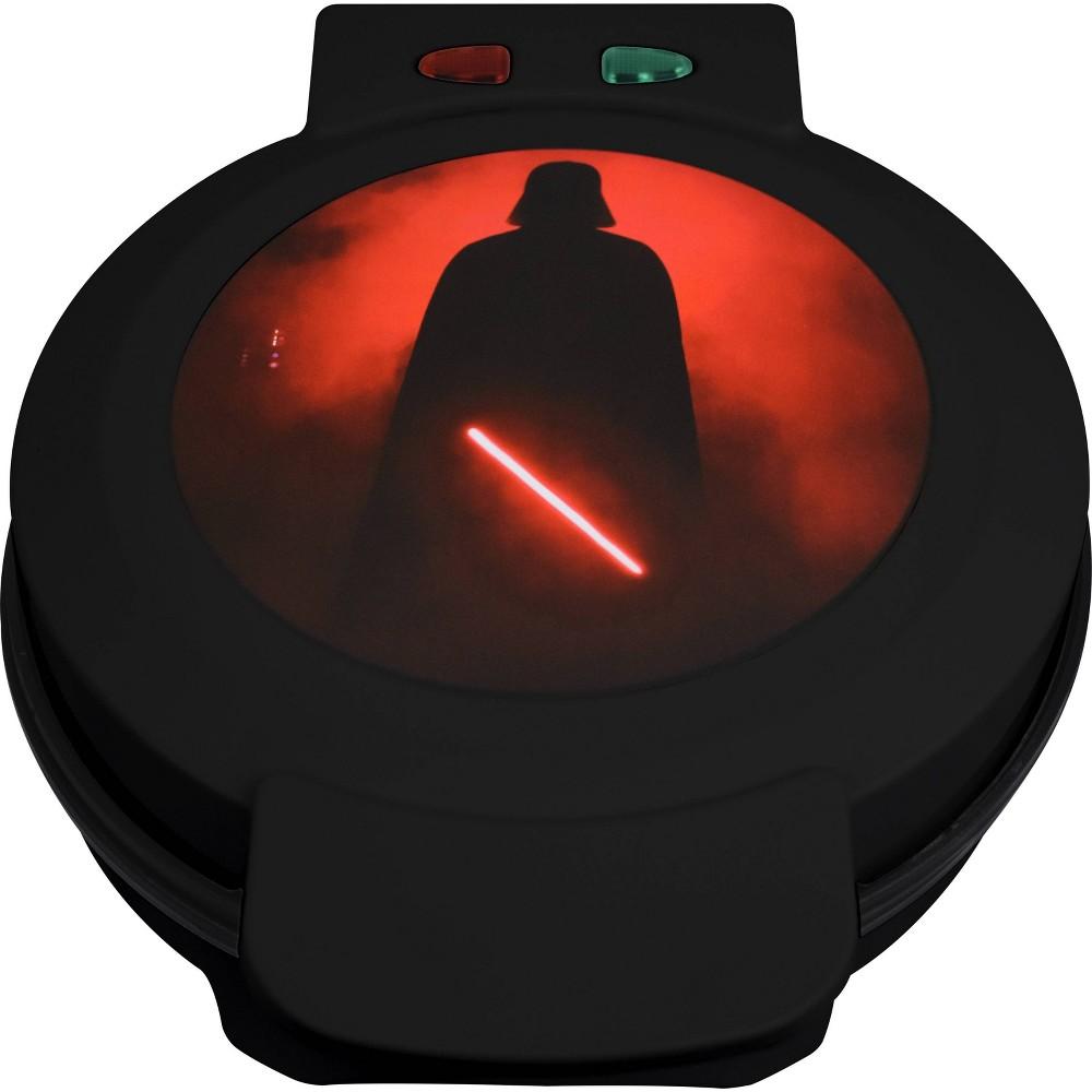 Image of Uncanny Brands - Star Wars Darth Vader Waffle Maker