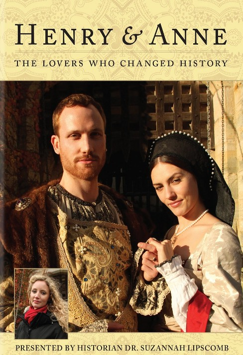 Henry and anne:Lovers who changed his (DVD) - image 1 of 1