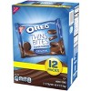 Oreo Thins Bites Fudge Dipped Sandwich Cookies - 12ct - image 4 of 4