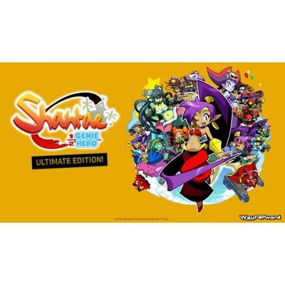Shantea: Half Genie Hero Ultimate Edition - Nintendo Switch (Digital)