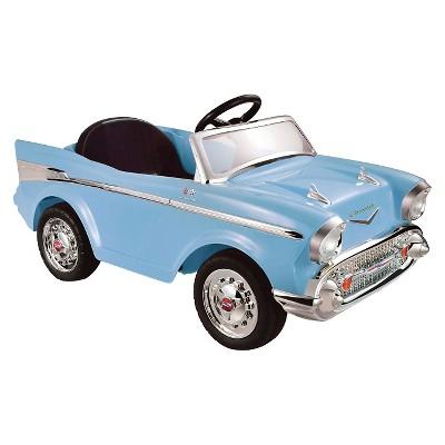 Kid Motorz 12V Chevrolet Bel Air Powered Ride-On - Blue