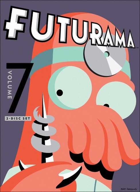 Futurama, Vol. 7 [2 Discs] - image 1 of 1