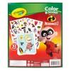 Incredibles 2 Color & Sticker Activity - Crayola - image 3 of 4