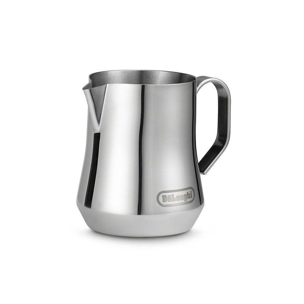 Image of DeLonghi 14.5 fl oz Milk Frothing Pitcher - Stainless Steel, Silver