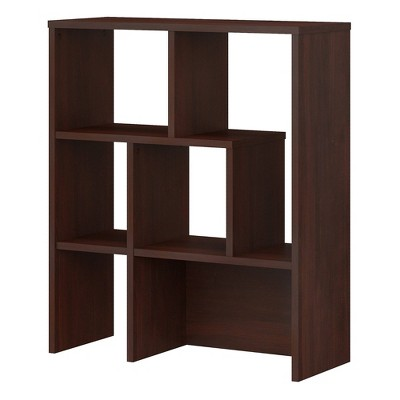Centura Bookcase Hutch Century Walnut - Kathy Ireland Office