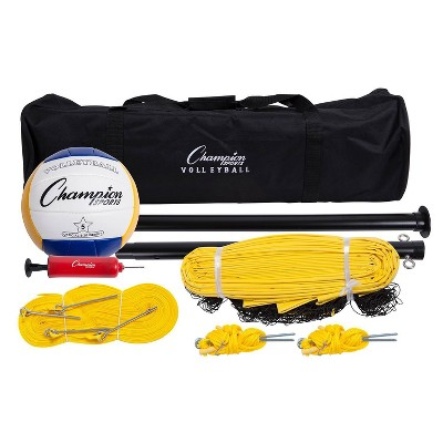 Champion Tournament Series Volleyball Set