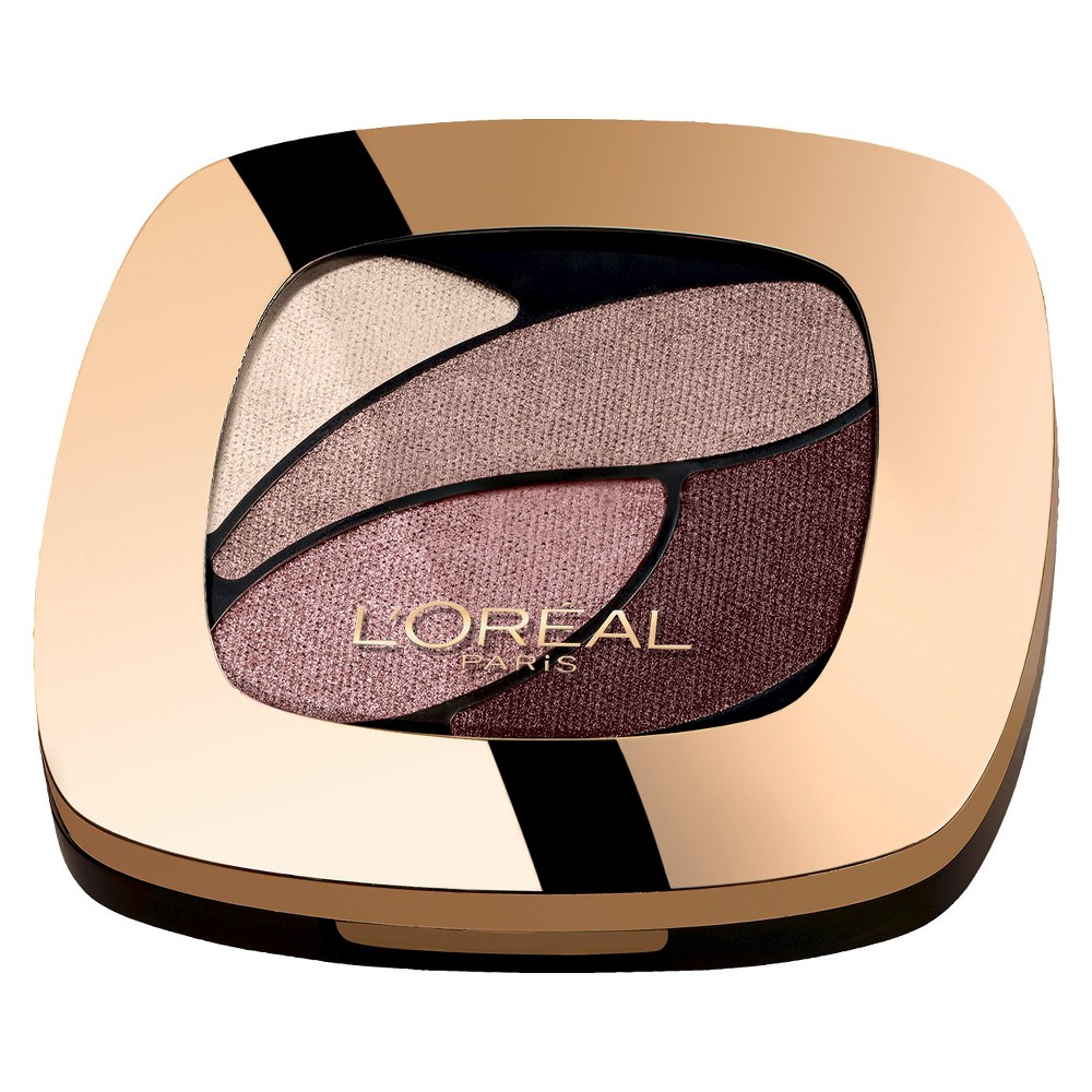 L'Oreal Paris Colour Riche Dual Effects Shadows 300 Rose Nude .12oz, Rose Nude 300