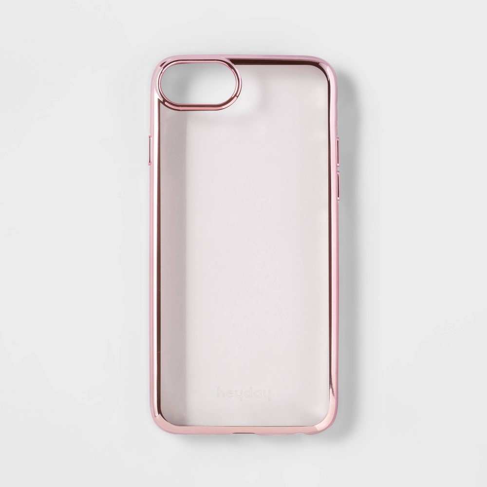 heyday Apple iPhone 8/7/6s/6 Case - Rose Gold, Pink