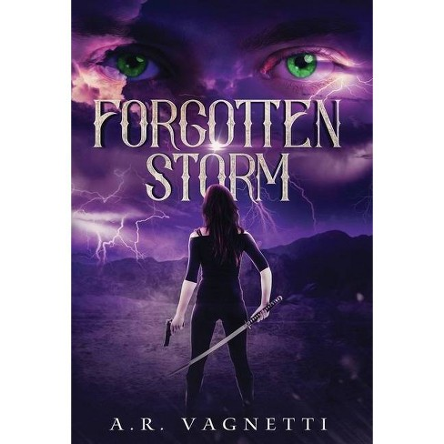 Forgotten Storm - by  A R Vagnetti (Hardcover) - image 1 of 1