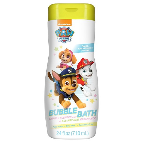 Paw Patrol Extra Gentle Bubble Bath - 24oz - image 1 of 1