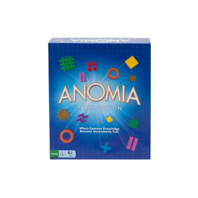 Anomia Card Game - Party Edition