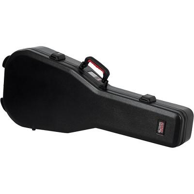 Gator Flight Pro TSA Series ATA Molded Classical Guitar Case Black